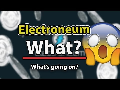 Electroneum What Is Going On?! Update Video