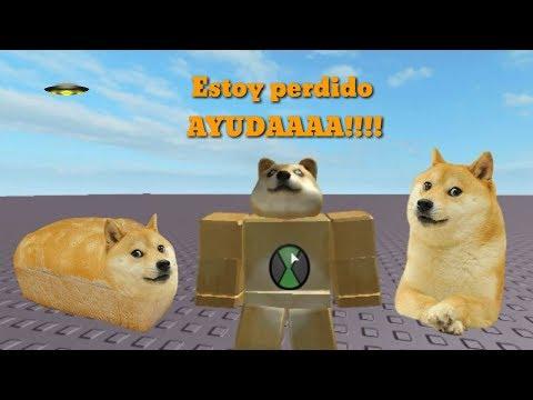 Doge necesita su ayuda!!! | Doge en Roblox