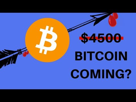 BITCOIN HEADING TO $4500? *Should You Jump Now* – Cryptocurrency Talk