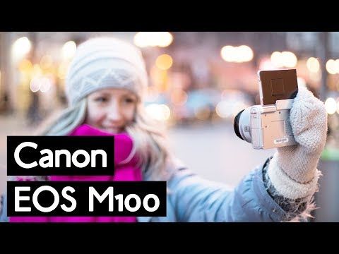Canon EOS M100 real world review | best vlogging cam? | travel camera (english)