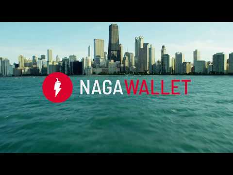 The NAGA WALLET is here!
