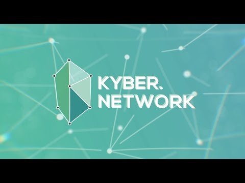 Kyber Network promo tutorial video