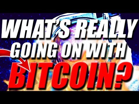 WHAT IS REALLY CAUSING BITCOIN PRICE TO FALL? Cryptocurrency News Update – Mt Gox Sell Off Not It?