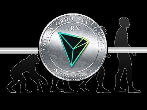 Tron (TRX) Releasing Major Technology Developments Q1 2018
