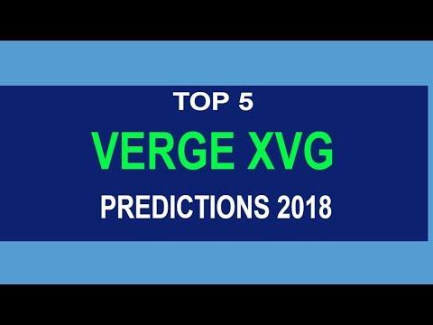 TOP 5 VERGE XVG PRICE PREDICTION 2018 – VERGE BULLRUN? verge coin