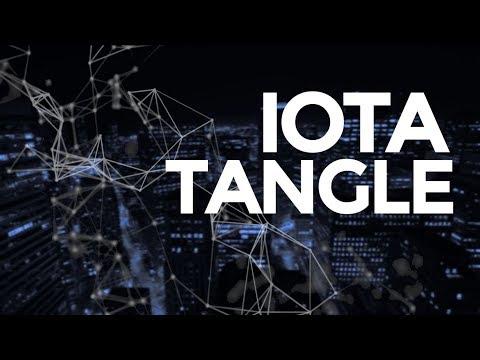 FUNCIONAMIENTO DEL TANGLE DE IOTA