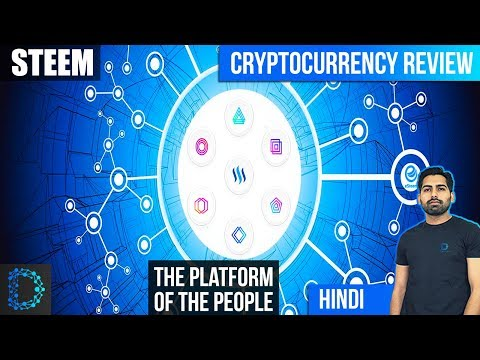 Cryptocurrency Review – Steemit (STEEM) – The Answer To Censorship – Price Prediction – [Hindi/Urdu]