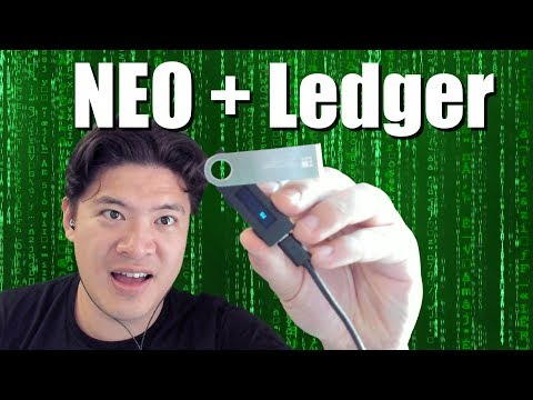 Ledger Nano S + NEO Guide