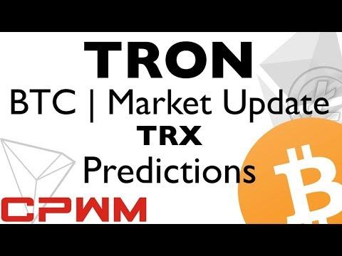 TRON   BTC   Market Falling   Predictions (TRX)
