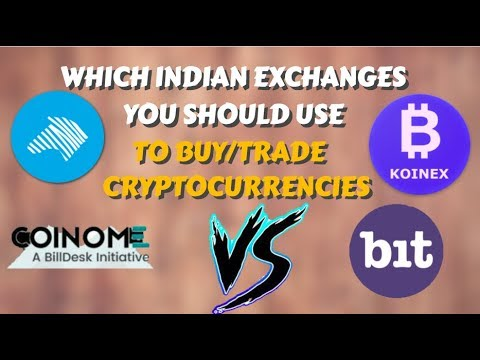 Comparing All Indian CryptoCurrency Exchnages | Which Exchange you should use? HINDI