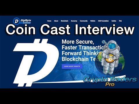 Coin Cast – Episode 5 – DigiByte Foundations Josiah Spackman