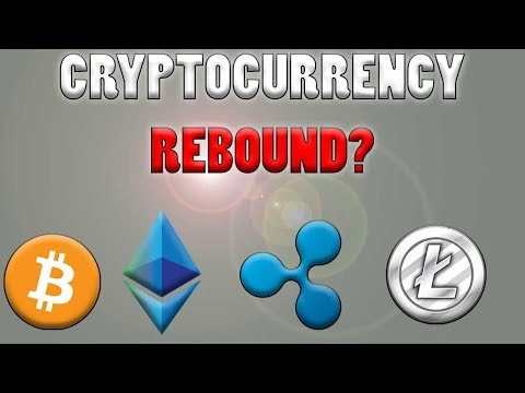CRYPTOCURRENCY REBOUND – But Will it Last ?