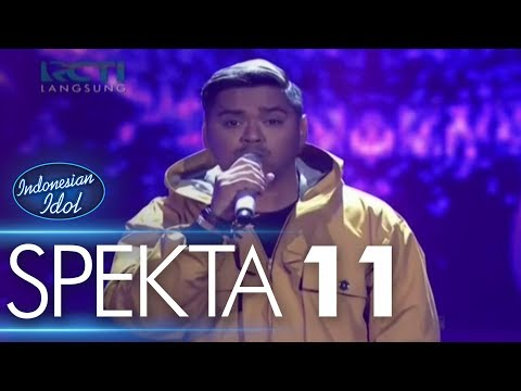 ABDUL ft. EKA GUSTIWANA – MASIH ADA (Ello) – Spekta Show Top 5 – Indonesian Idol 2018