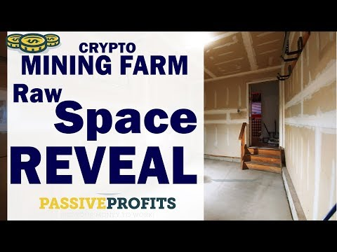 Mining Farm Dedicated Space Reveal, Crypto Mining | Passive Profits Ep 150