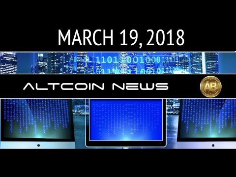 Altcoin News – Bitcoin Similar to Nasdaq? MasterCard Cryptocurrency, IBM Latest Blockchain Computer?