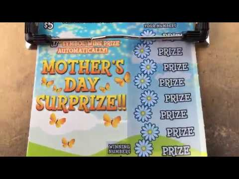 New March tix: Mother's Day Surprize!!