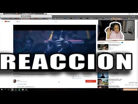 LA CHILENA REACCIONA A  QUAVO (Oficial) #ModoDiablo –DUKI, Ysy A, Neo Pistea