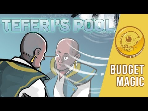 Budget Magic: $99 (26 tix) Teferi's Pool (Modern)