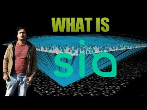 What Is Sia Coin ( SC ) ? Sia – Future Of Cloud Storage – Siacoin Price Prediction – Hindi