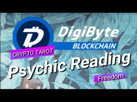 Digibyte (DGB) Psychic Crypto Tarot Reading