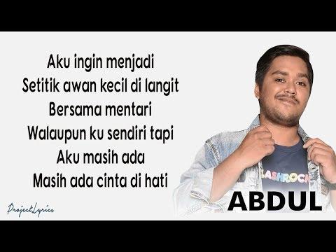 ABDUL ft. EKA GUSTIWANA – MASIH ADA (Ello) (Lyrics) Indonesian Idol 2018