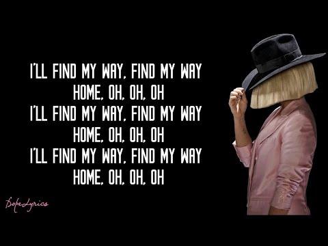 Sia – Never Give Up (Lyrics)