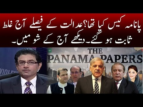 What Was Panama Case | News Talk | 20 March 2018 | Neo News