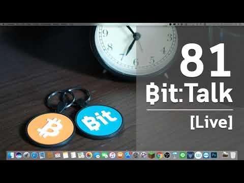 Bit:Talk ตอนที่ 81 รัฐไทยขยับเรื่อง Crypto วิเคราะห์ Dentacoin(DCN)