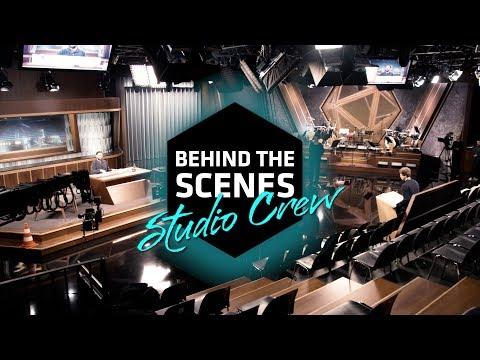 Behind the Scenes: Studio Crew | NEO MAGAZIN ROYALE mit Jan Böhmermann –  ZDFneo