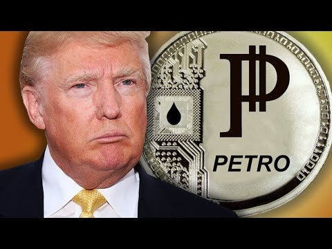 Venezuela Petro Cryptocurrency BANNED | Trump Signs Executive Order Against Petro