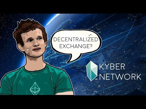 Buying OmiseGo on Kyber Network's Decentralized Exchange