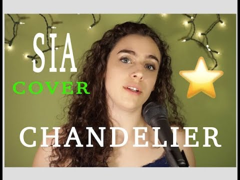 Sia – Chandelier (Cover by Audri)