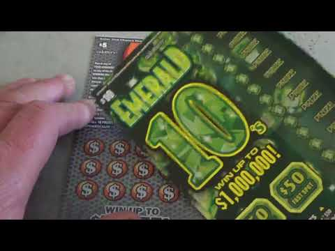 160 Win California Lottery Poker Mega Tix From NV Arcade Set For Life