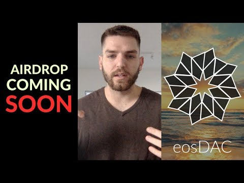 eosDAC: Community Owned EOS Block Producer | Airdrop Soon!