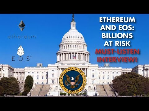 ETHEREUM vs. EOS: Billions On the TABLE! (Luke Dodwell Exclusive)