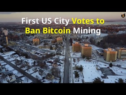 Bitcoin Mining Banned in the USSA