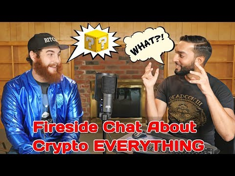 ?Kenn & Crypt0 Fireside Chat About ALL The Latest Cryptocurrency Topics + Where We're Headed!