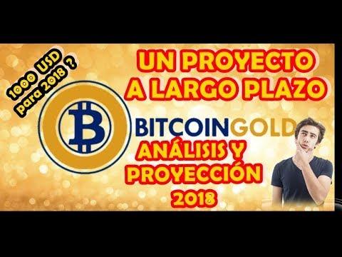 BITCOIN GOLD Y UNA OPORTUNIDAD DE NEGOCIO ÚNICA || POSIBLE EXPLOSIÓN DE SU PRECIO 2018