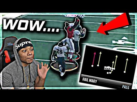 OMG..HAIL MARY GLITCHER TRYING TO EXPOSE ME! ? God Squad #43 | Madden 18 Ultimate Team Gameplay