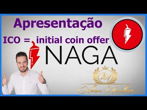 A primeira criptomoeda alemã NAGA Coin – um ICO lucrativo – compre agora e aproveite o Token da NAGA