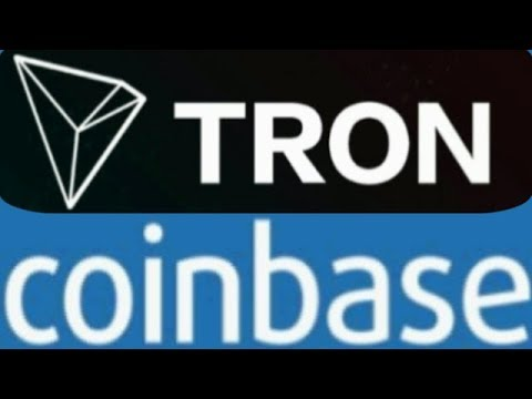 TRON Expected Price Jump Increse With TRX Coinbase Probability