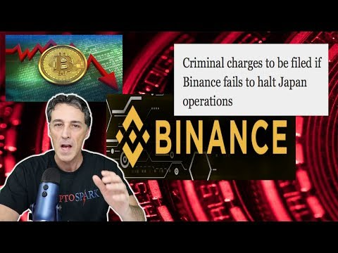 BREAKING NEWS ~ BITCOIN & BINANCE ATTACKED FROM MULTIPLE SOURCES