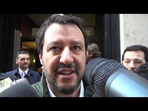 """Presidenza Camere, Salvini: """"Lega non rivendica niente. Parlamento sia subito operativo"""""""