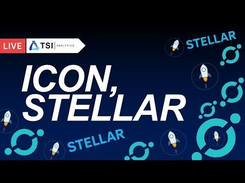 ICON (ICX), Stellar(XLM) — рекомендации по входу в рынок | Прогноз цены на Биткоин, Криптовалюты