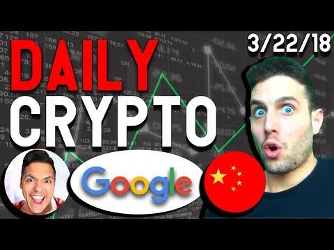 Daily Crypto News: Google Blockchain? Suppoman vs. Monero, PBoC loves Bitcoin, Binance Japan