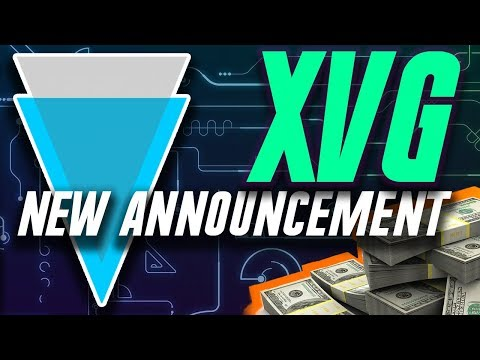 Verge Coin Ready to Moon? – XVG Crowd Funding Update 2018