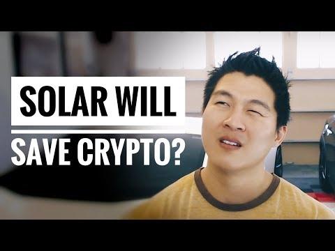 Solar the Savior of Crypto Mining in Japan? – #TECH