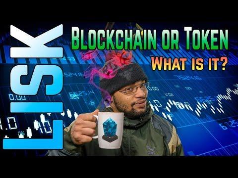 LISK – Blockchain Token: What is it?