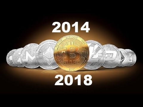 Cryptocurrency 2014 VS 2018. Would history repeat itself?