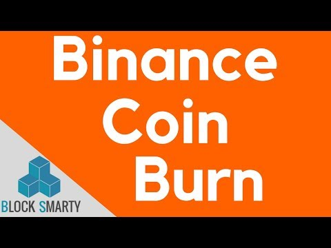 Binance Coin Burn Soon